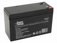Power Patrol 12V Rechargeable Battery