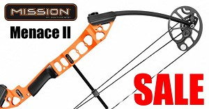 Mission Menace 2 RH Orange