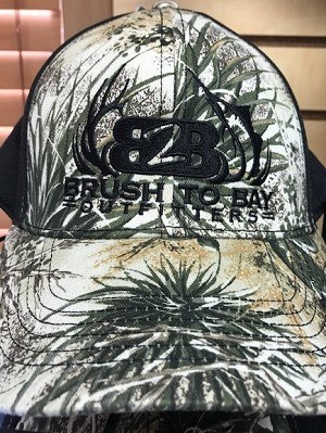 Game Guard B2B Fitted Hat (Md/Lg)