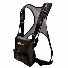 S4 Lockdown Binocular Harness- Black
